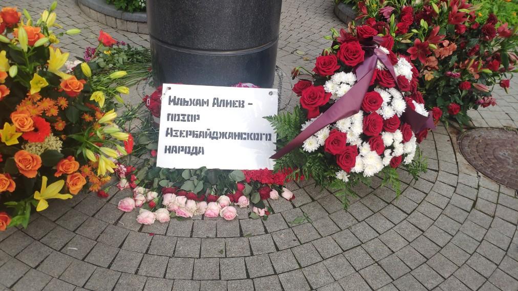 В Москве прошла акция против азербайджанской агрессии в Карабахе